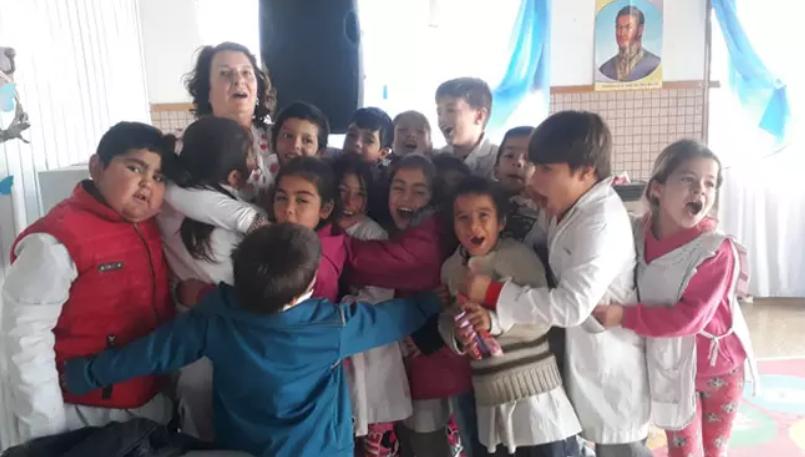 FOPBA en las Escuelas Rurales de Carlos Casares