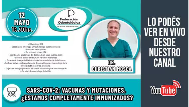 SARS-COV-2 vacunas y mutaciones Estamos completamente inmunizados
